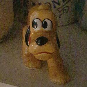 1970's Pluto Figurine